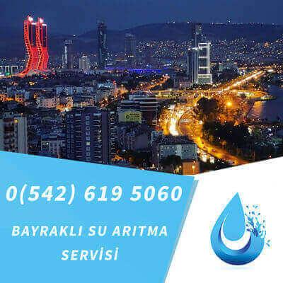 Bayraklı Su Arıtma Servisi