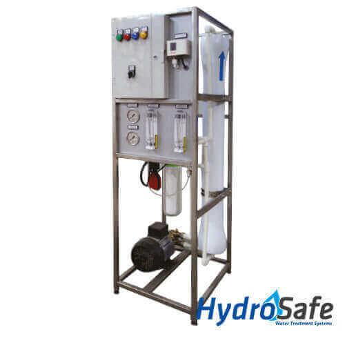 Endüstriyel Su Arıtma Sistemleri, Cihazı