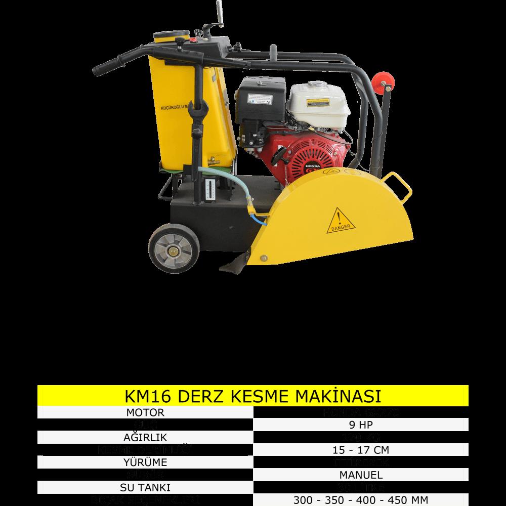 Asfalt-Beton Kesme Makinası